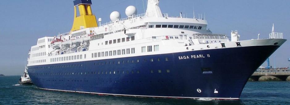 M/S SAGA PEARL II 29/7-2010 Saga Shipping Company Ltd